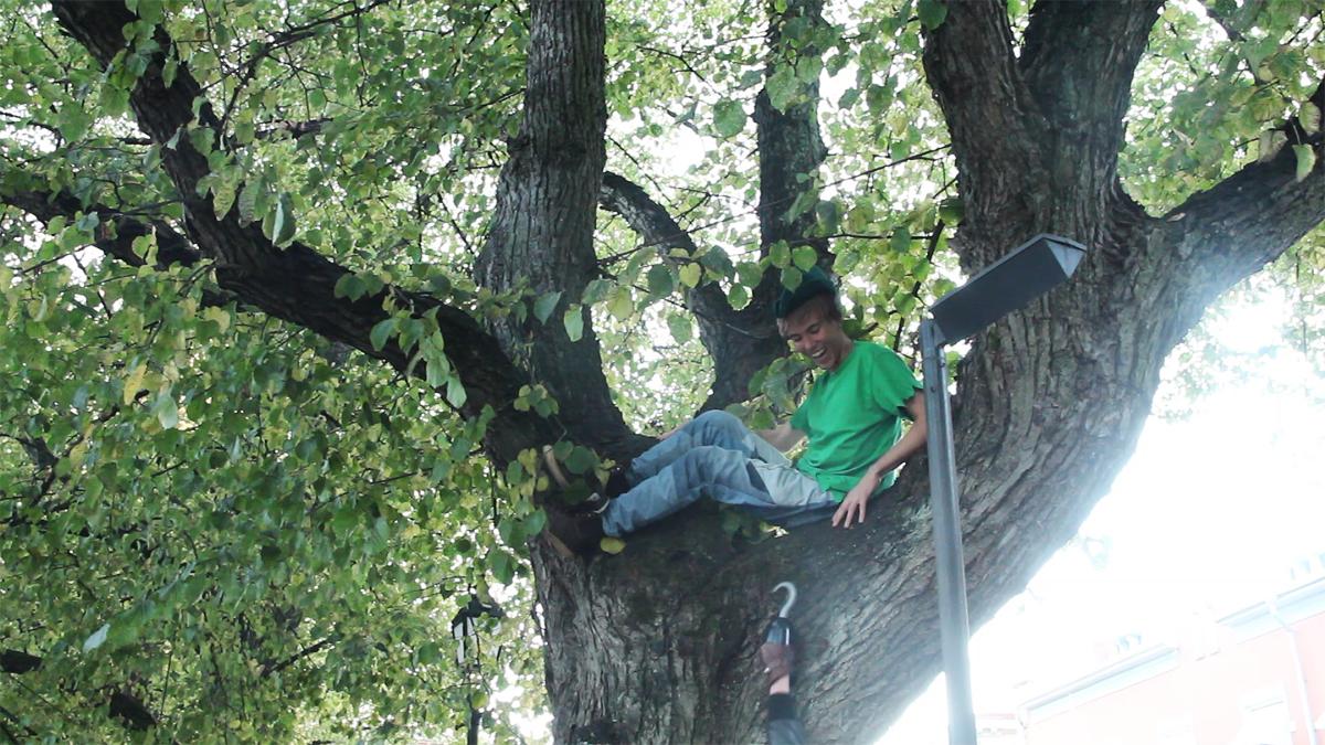 Peter Pan puussa